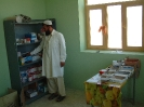 Fertigstellung 08.2012 Krakenstation in Allchin Kunduz :: Apotheke
