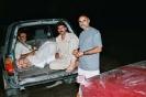 Allchinschule Kunduz 2003 :: Unterwegs nach Kunduz