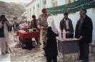 Allchinschule Kunduz 2003 :: Einweihung der neuen Schule in Kunduz 2004